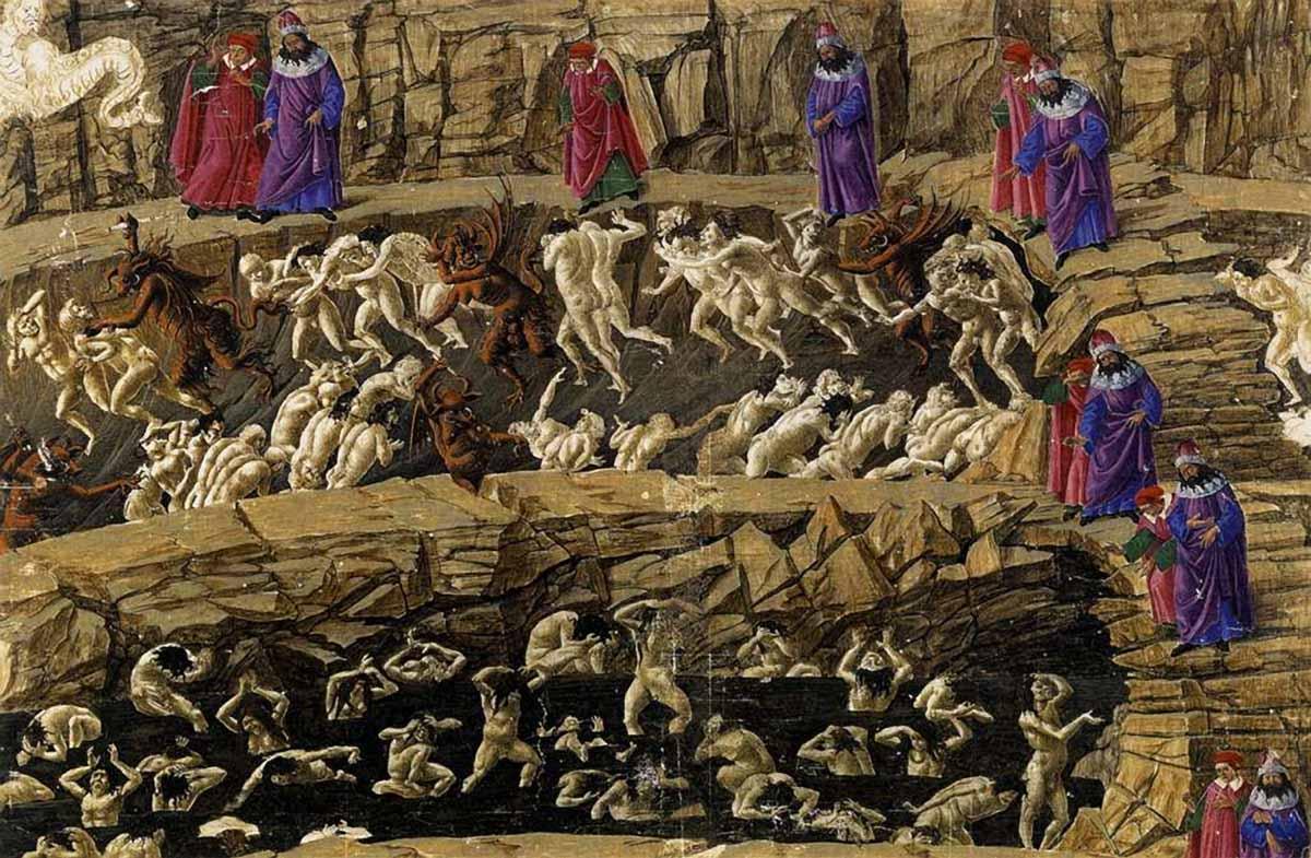 Секс в картинах средневековья 10 фотография