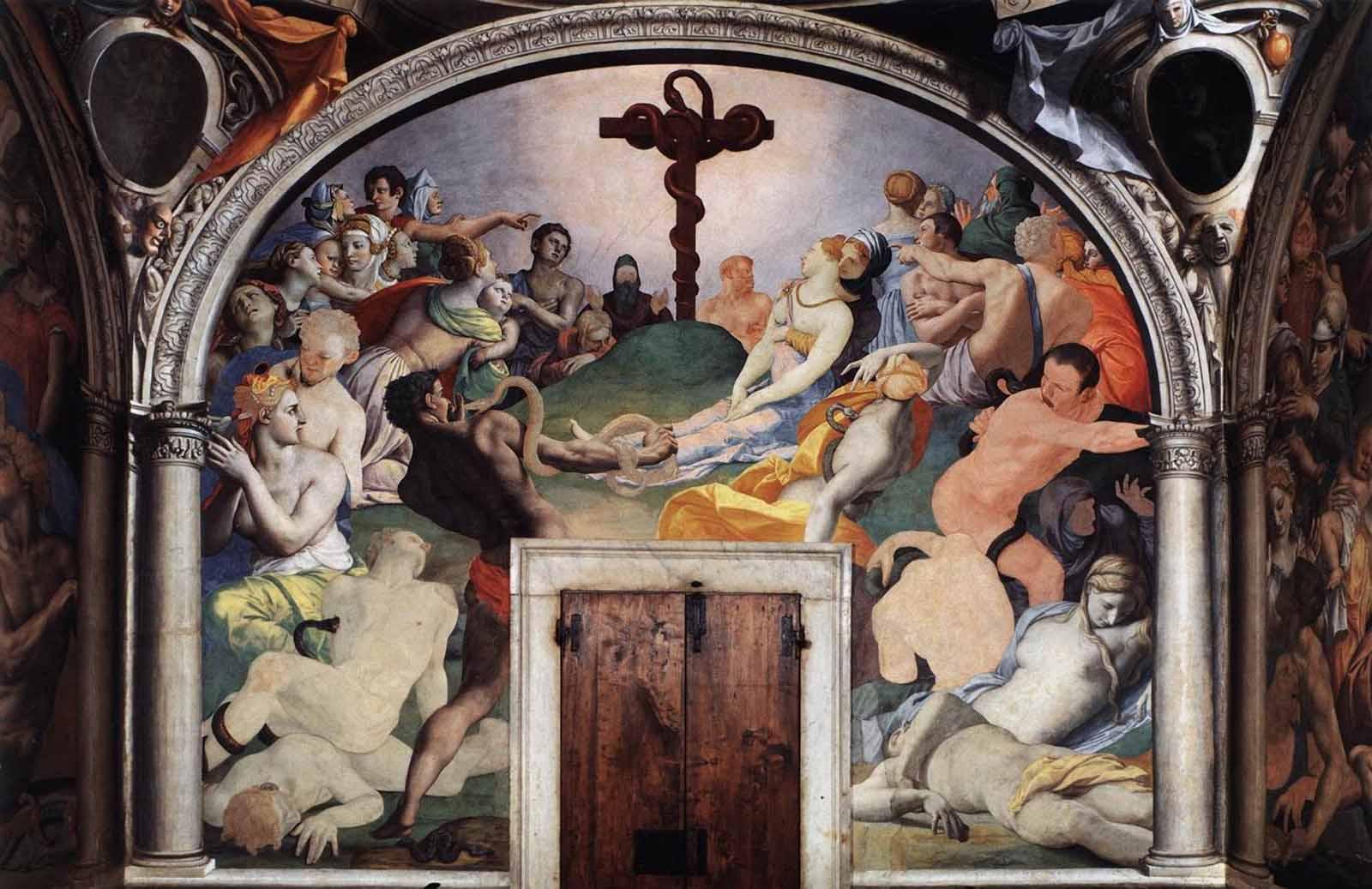 Рабыни на кресте 19 фотография