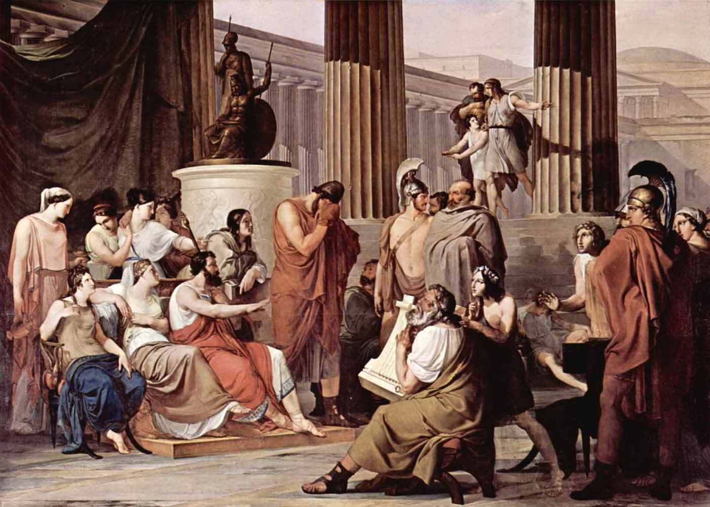 an analysis of the character of eumaeus in the odyssey
