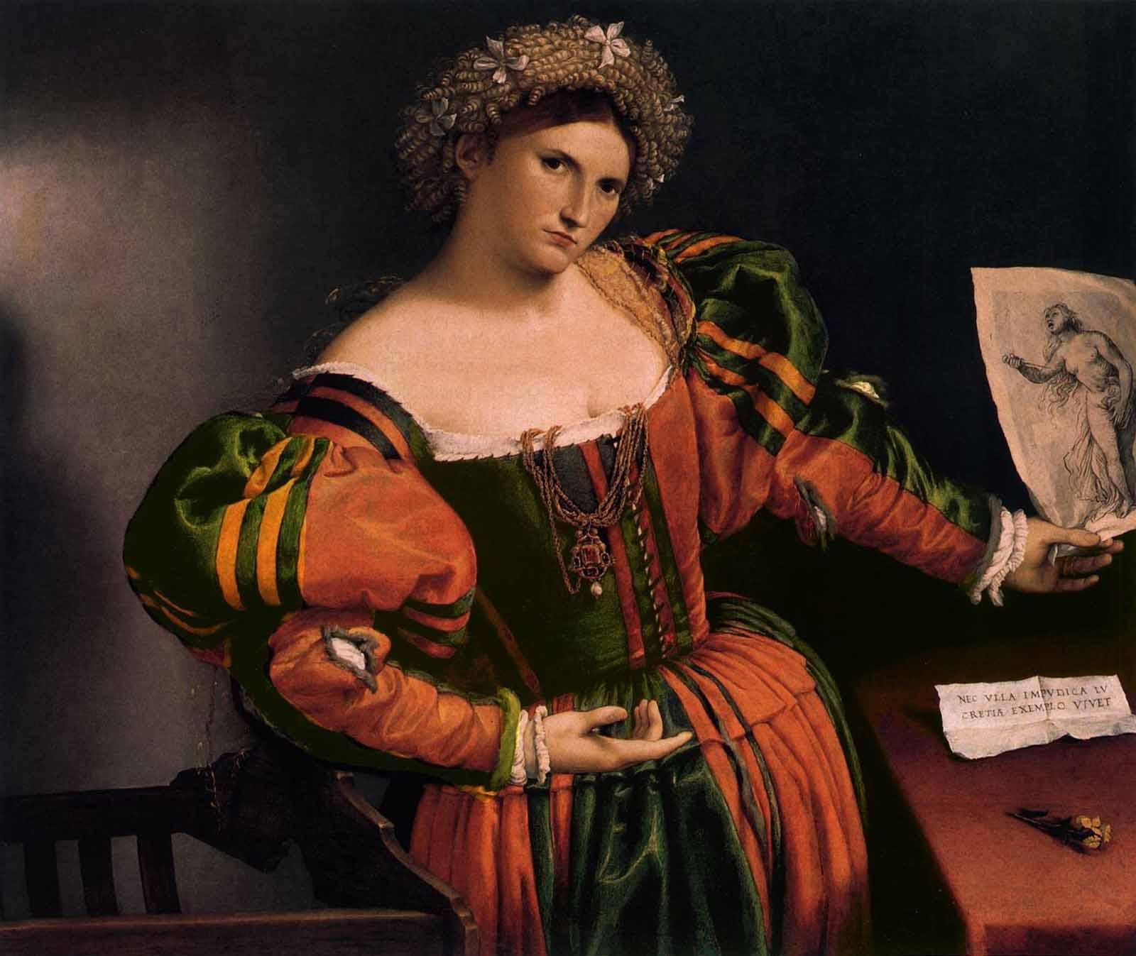 Italian renaissance fashion for women 85