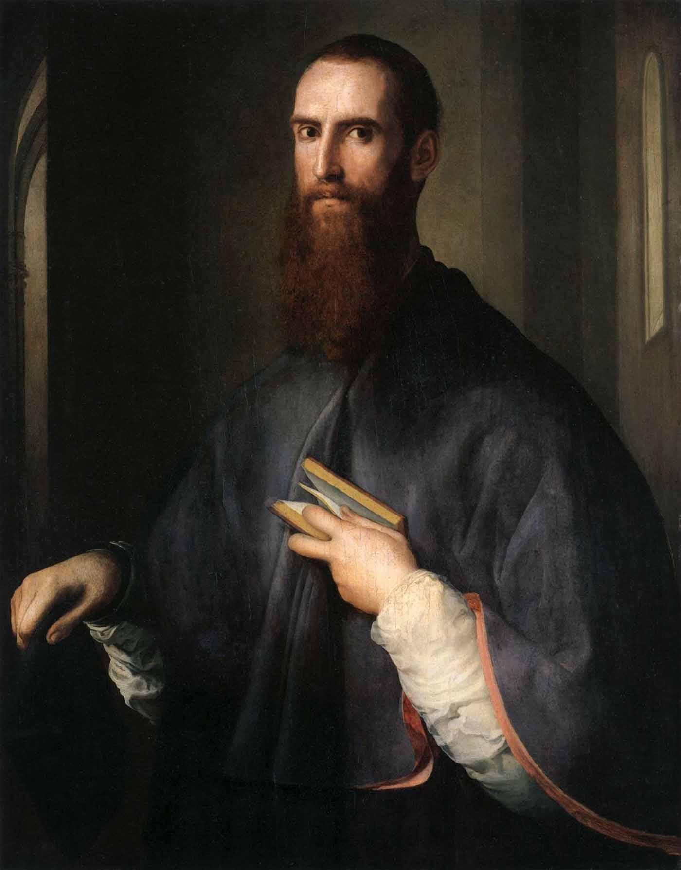 Якопо Понтормо. Портрет Никколо Ардингелли